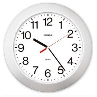 Relógio de Parede Constellation Prata - 5376 - Kienzle
