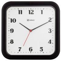 Relógio de Parede Moderno Preto - 6145-039 - Herweg