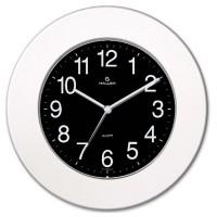 Relógio de Parede Planeta Preto / Branco - 311/3510 - Haller