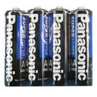 Pilha Panasonic Pequena Unitária AA - 3-SH 4-SH/4SDE - 20222 - Panasonic