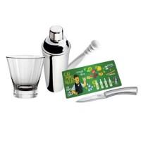 Conjunto / Kit para Caipirinha 5 peças - VDR0625 - Euro Home