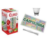 Conjunto / Kit Caipirinha 3 peças - VDR0632 - Euro Home