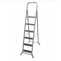 Escada Aço Artmix 6 degraus - 62.02.06 - Metalmix
