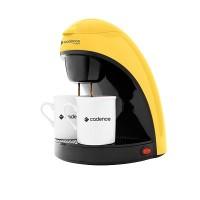 Cafeteira Single Colors 127V 450W Amarelo - CAF114 - Cadence