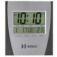 Relógio de Parede Digital - 6287 - Herweg