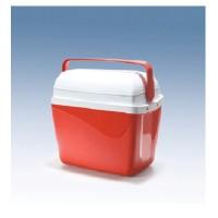 Caixa Térmica Esmeralda Stander 32 Litros Vermelho - 23153709 - Bells