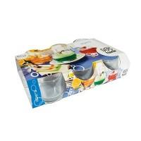 Conjunto de Taças para Sobremesa Lights 6 peças 310 ml - 05183 - Nadir Figueiredo