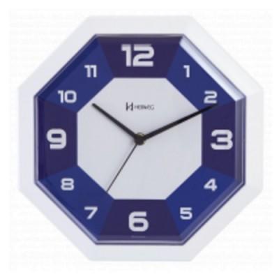 Relógio de Parede Quartz Azul - 6683-011 - Herweg