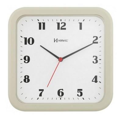 Relógio de Parede Moderno Marfim - 6145-032 - Herweg