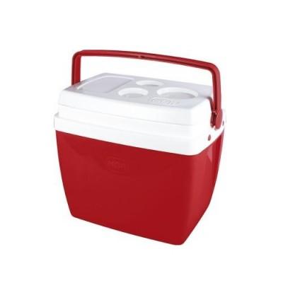 Caixa Térmica 26 Litros Vermelha - 25108172 - MOR