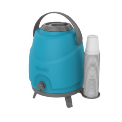 Botijão Estacionário Aspen 9 Litros Azul - 09000.0017.55 - Soprano