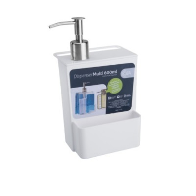 Dispenser Multi-Retro 600ml Coza Branco - 20719/0007 - Brinox
