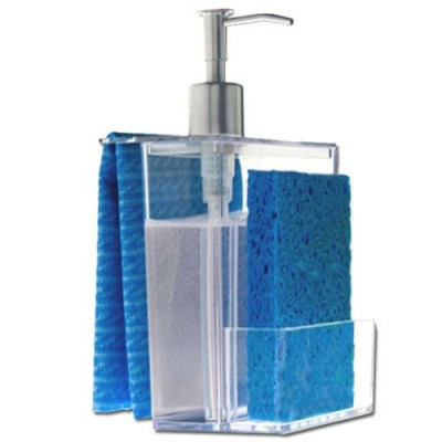 Dispenser Multi-Retro 600ml Coza Transparente - 20719/0009 - Brinox