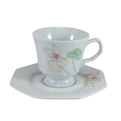 Xícara para Chá com Pires - E373-M077 - Schmidt