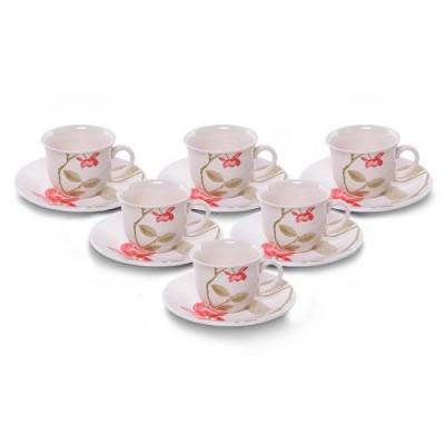 Conjunto de Xícaras para Café 12 peças 65ml Beauty - 1481 - Biona