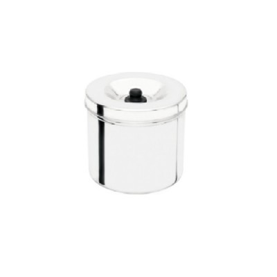 Depósito para Cereal Reforçado Polido N.16 2,90 Litros - 3214 - Fort-Lar