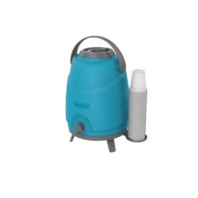 Botijão Estacionário Aspen 12 Litros Azul - 09000.0018.55 - Soprano