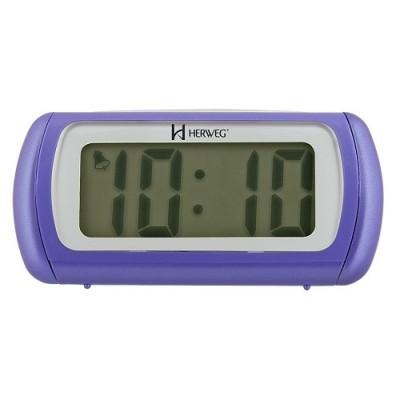 Despertador Digital Lilas Pantone - 2916-252 - Herweg