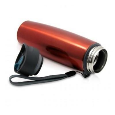 Squeeze Térmico Aço-Inox 500 ml Termopro - TP6525 - Marcamix