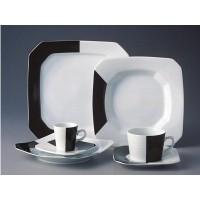 Aparelho de Jantar, Chá e Café Sedna 42 pçs - DC7086 - Schimidt