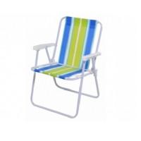 Cadeira Alta em Aço - 2002 - Mor