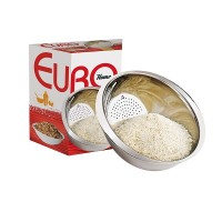 Escorredor de Arroz Inox - IN9307- Euro Home