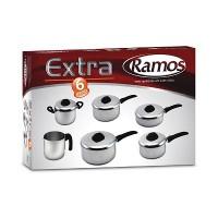 Conjunto Extra Polido 6 Peças - 249 - Ramos