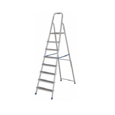 Escada de Aluminio 8 Degraus - 5106 - Mor