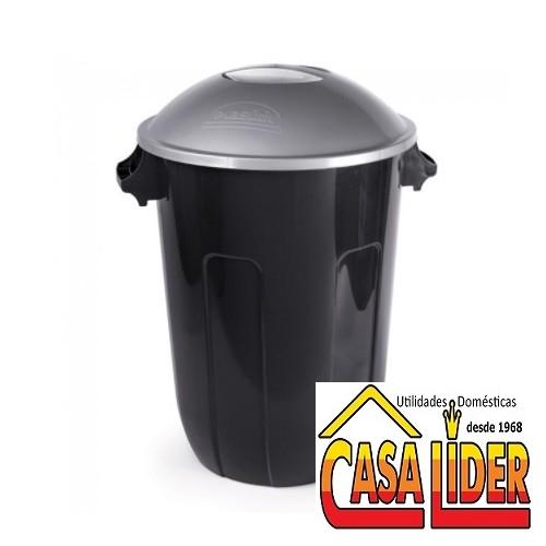 Cesto para Lixo 62 Litros - 002391 - Plasútil