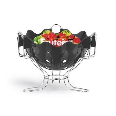 Fruteira Rio Tripla Cromada - 018 - Niquelart