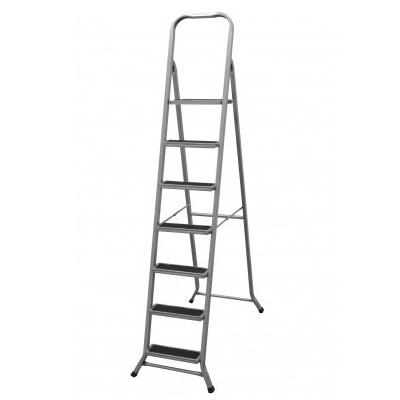 Escada Artmix 7 degraus de Aço - 62.02.08 - Metalmix