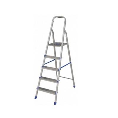 Escada alumínio 5 degraus - 5103 - Mor