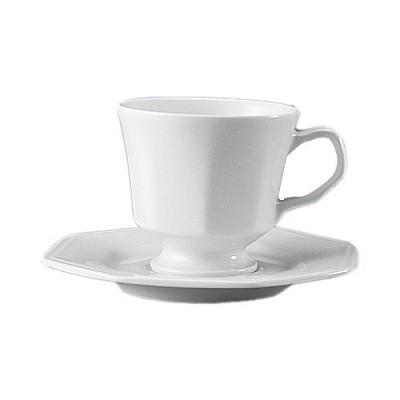 Xícara de Chá com Pires Prisma - DC077 - Schmidt