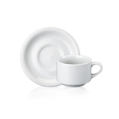 Xícara de Chá com Pires Arizona - D050/M000 - Schmidt
