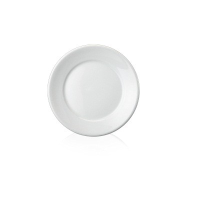 Prato de Sobremesa Convencional 19 com Aba Restaurante - M022/D000 - Schmidt