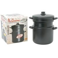 Per Cuccina 3 em 1 (Espagueteira, Caçarola e Cozimento a Vapor) Antiaderente - 20910 - Jolly
