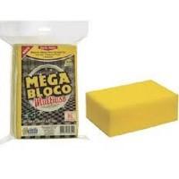 Esponja Megabloco Multiuso - 0850 - Santa Maria
