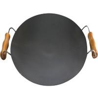 Bifeteira 49cm de Ferro com Alça e Aba de 4cm de Altura - 049 - Malta