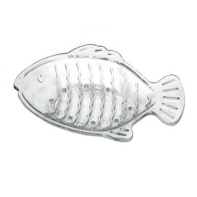 Saboneteira de Pia em forma de Peixinho em PS - 10031 - Jolly