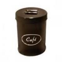 Porta Mantimentos para Café Marrom Amélia - 10246 - Melida