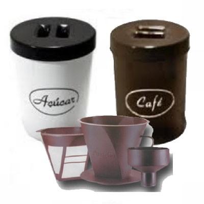 Kit para Café Amélia 5 peças - 100303 - Melida