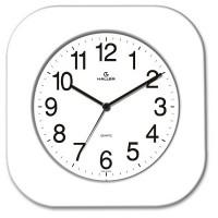 Relógio de Parede M07 Branco - 3611 - Haller