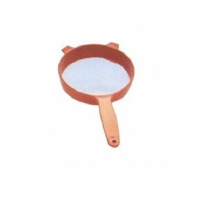 Peneira de 16 cm em polipropileno e Tela Fina de Poliester - 10506 - Jolly