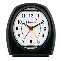Despertador Quartz Preto - 2633 - Herweg