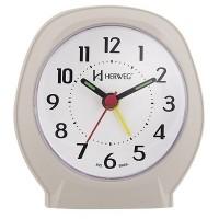 Relógio Despertador Quartz Marrom Areia - 2634-131 - Herweg
