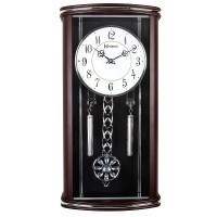 Relógio de Parede com Pêndulo e Musical - 6391 - Herweg
