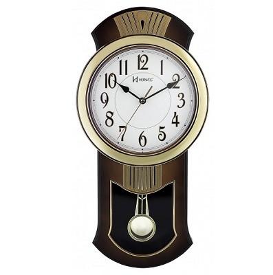 Relógio de Parede com Pêndulo e Musical - 6392-084 - Herweg