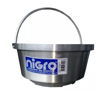 Forma de Pudim para Panela de Pressão 1,8 Litros - 097202 - Nigro