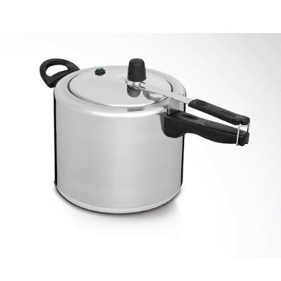 Panela Expressa de Pressão em Alumínio Polido 7 litros - 097198 - Nigro