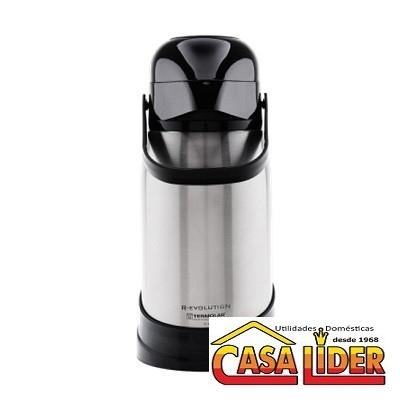 Garrafa Térmica de Mesa 1,2 Litro Inox Revolution - 50484 - Termolar